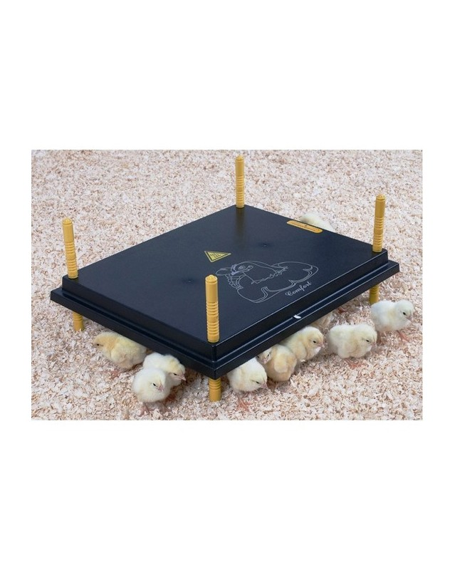 Comfort 50 Heating Plate, 50W, 40-45 Chicks