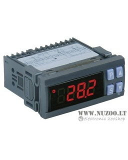 Thermostat With Time Relay PID