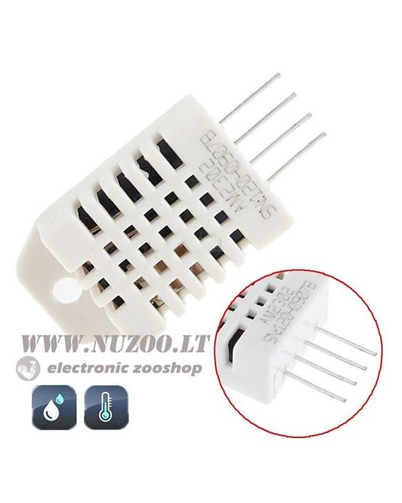 DHT22/AM2302 Digital Temperature And Humidity Sensor