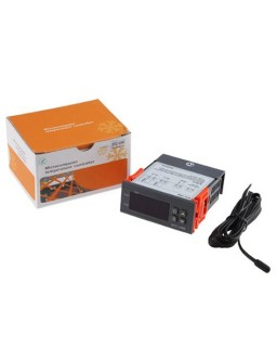 Thermostat, Temperature Controller For Incubators 10A, 220-230V