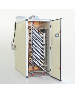 Full Automatic Incubator For Poultry hatching 2400 egg