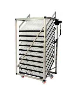 Full Automatic Incubator For Poultry hatching 1600 egg